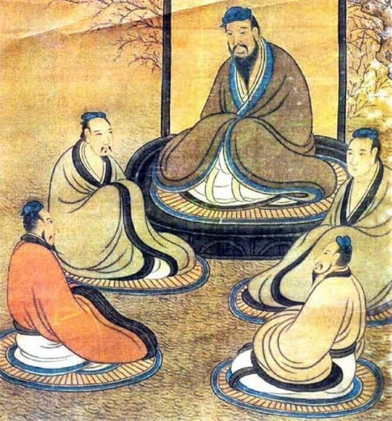конфуций учитель