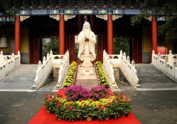 конфуций китай