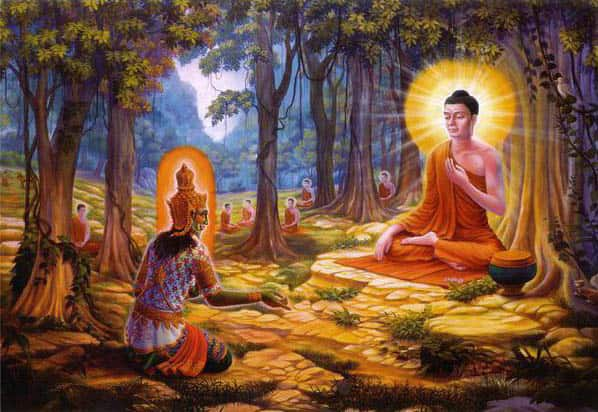 путь будды