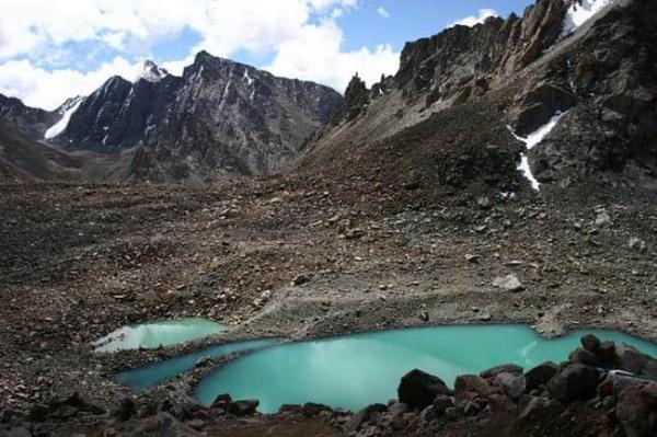 Священная гора Кайлас в Тибете