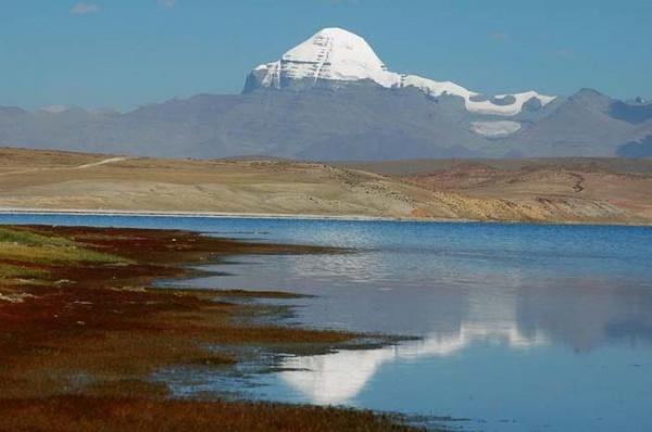 озеро Манасановар