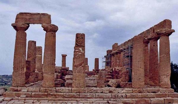 храм богини Гепы