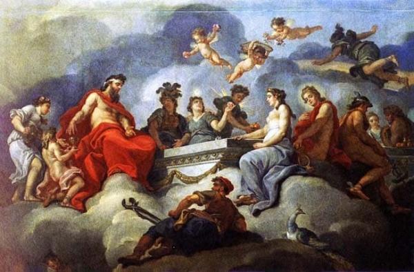греко-римская религия