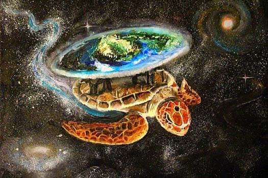 устройство мира черепахи