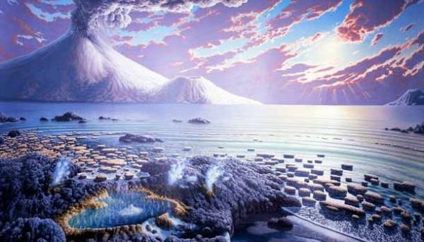 ледниковые периоды